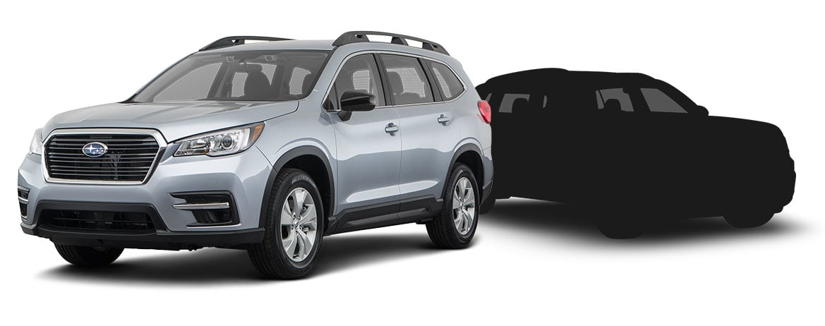 Subaru Ascent VS the Volkswagen Atlas