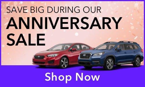10 Year Anniversary - Subaru of Brampton